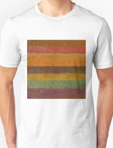 Orange Line Unisex T-Shirt