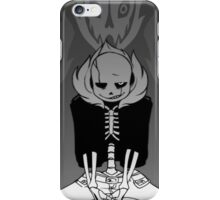 Undertale Sans 2 iPhone Case/Skin