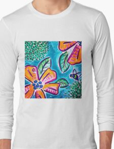 Bees and Such Long Sleeve T-Shirt