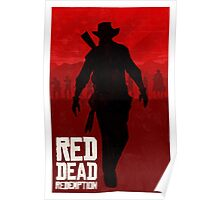 Red Dead Redemption #9 Poster