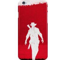 Red Dead Redemption #10 iPhone Case/Skin