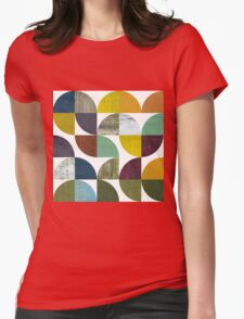 Rustic Rounds 3.0 Womens Fitted T-Shirt
