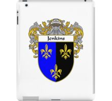 Jenkins Coat of Arms/Family Crest iPad Case/Skin