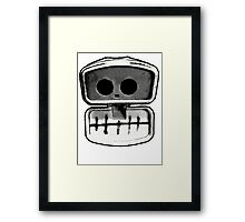 The Death of Pencils Framed Print