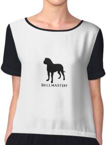 Bullmastiff Chiffon Top