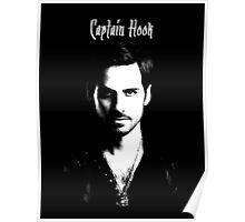 Captain Hook - Killian Jones Poster