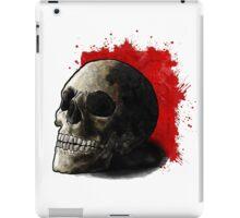 Skull Illustration iPad Case/Skin