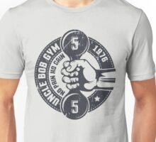 Gym vintage emblem Unisex T-Shirt