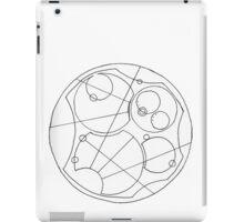 """""""Bow ties are cool.""""- in Gallifreyan iPad Case/Skin"""