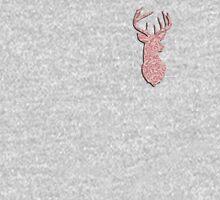vintage pattern deer Unisex T-Shirt
