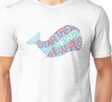 Star Trek The One With The Whales Unisex T-Shirt