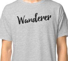 The Wanderer Classic T-Shirt