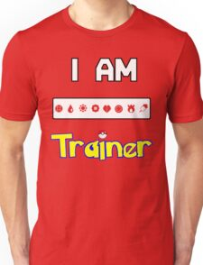 I Am Trainer  Unisex T-Shirt