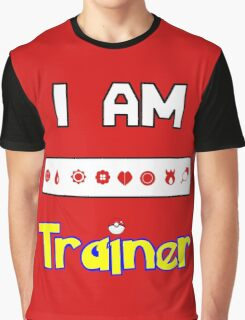 I Am Trainer  Graphic T-Shirt