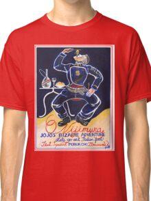 Let's Go Eat Italian Food! Classic T-Shirt