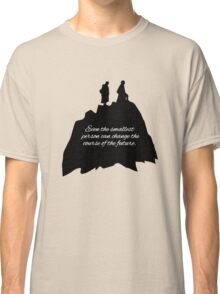 Lord of the Rings, Fellowship of the Rings Classic T-Shirt