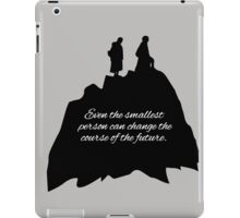 Lord of the Rings, Fellowship of the Rings iPad Case/Skin