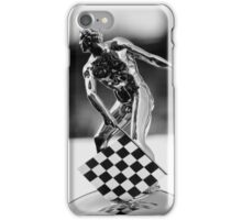 Top of the Borg-Warner Trophy iPhone Case/Skin