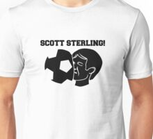 Scott Sterling! (black) Unisex T-Shirt