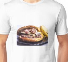 Bacon burger Unisex T-Shirt