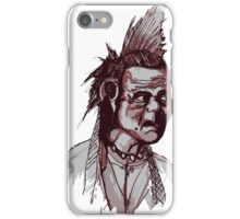 Geronimo iPhone Case/Skin