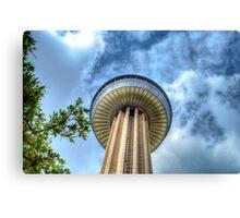 Tower of the Americas - San Antonio Texas Canvas Print