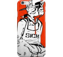 SICK KITTY iPhone Case/Skin