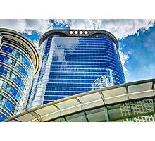 Chevron Headquarters - Houston, Texas Photographic Print