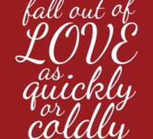 A poem by Julia Debski Sticker