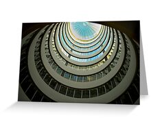 Sky Dome Greeting Card