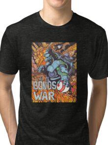 Robot Apocalypse  Tri-blend T-Shirt