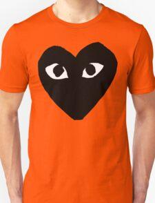 CDG Black Unisex T-Shirt