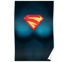 Supergirl Suit Poster