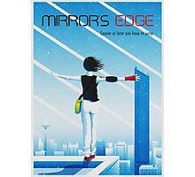 Mirror's Edge Photographic Print
