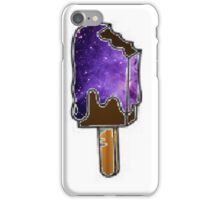 galaxy bitten ice cream bar iPhone Case/Skin