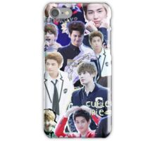 KOGYEOL UP10TION SPAM iPhone Case/Skin