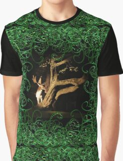 Guardian of the wood Graphic T-Shirt