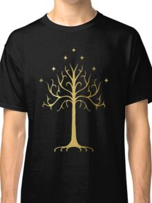 golden tree of Gondor Classic T-Shirt