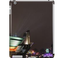 Here's to the future. iPad Case/Skin