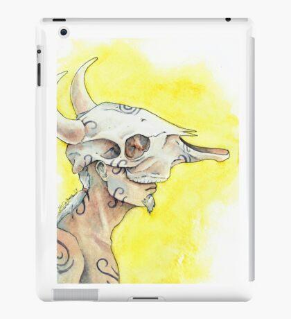 Bone Dancer iPad Case/Skin
