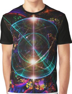 Hidden in the Chaos Graphic T-Shirt