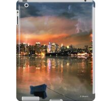 NEW YORK STATE OF MIND, by E. Giupponi iPad Case/Skin