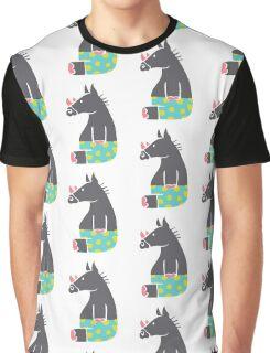 Rhino in pants Graphic T-Shirt