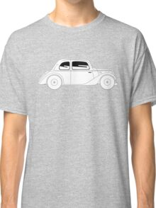 Coupe - vintage model of car Classic T-Shirt
