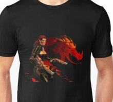Guild Wars 2 - A human shooter Unisex T-Shirt