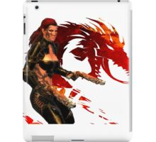 Guild Wars 2 - A human shooter iPad Case/Skin