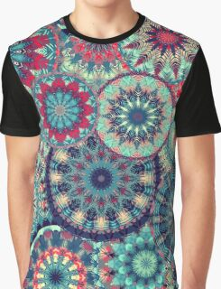 Mandala (Floral 001) Graphic T-Shirt