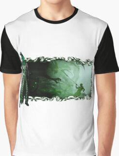 Guild Wars 2 - A sylvari story Graphic T-Shirt