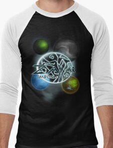 The Planets of Za'nar Men's Baseball ¾ T-Shirt