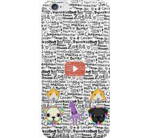 Custom Youtube iPhone Case/Skin
